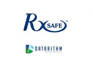 RxSafe and Datarithm logos