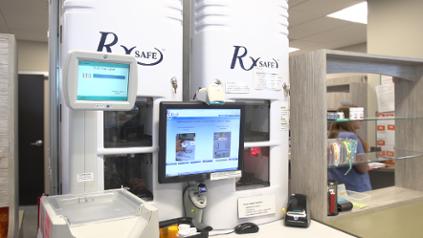 RxSafe 1800 units