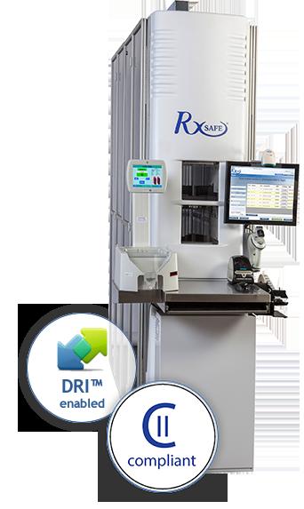 RxSafe 1800 automation
