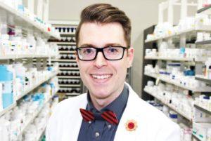 Love Oak Pharmacy owner Ben McNabb