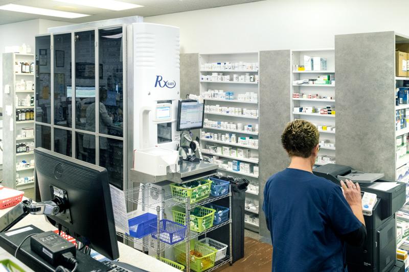 Jefferson Pharmacy after RxSafe