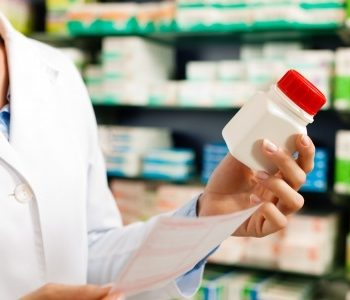pharmacy security for C-II drugs